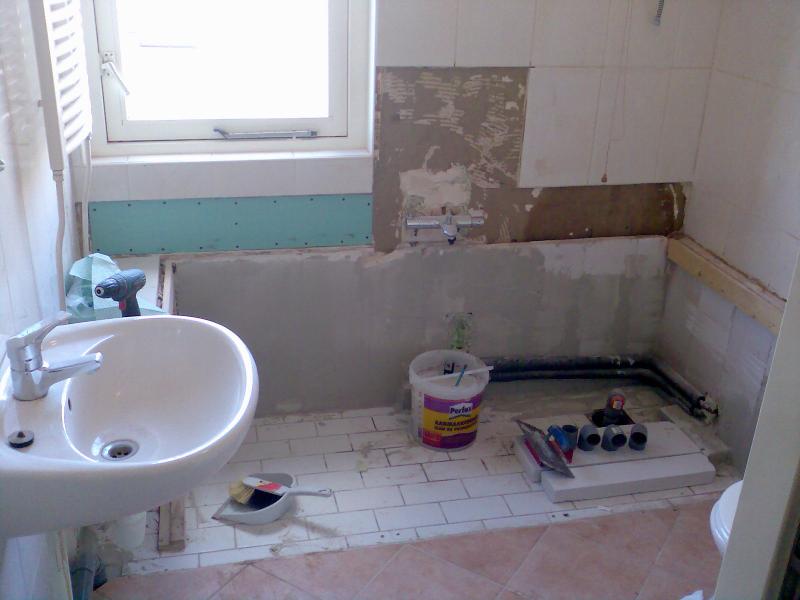 renovatie badkamer muur ~ pussyfuck for ., Badkamer
